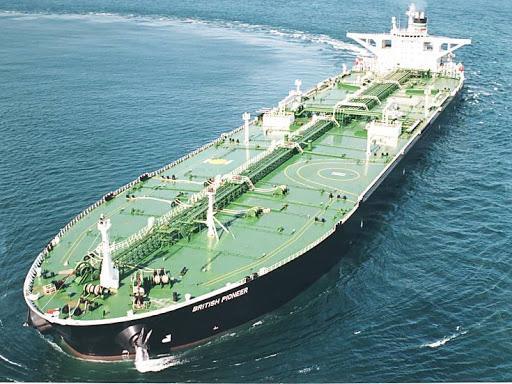 Работа на танкере